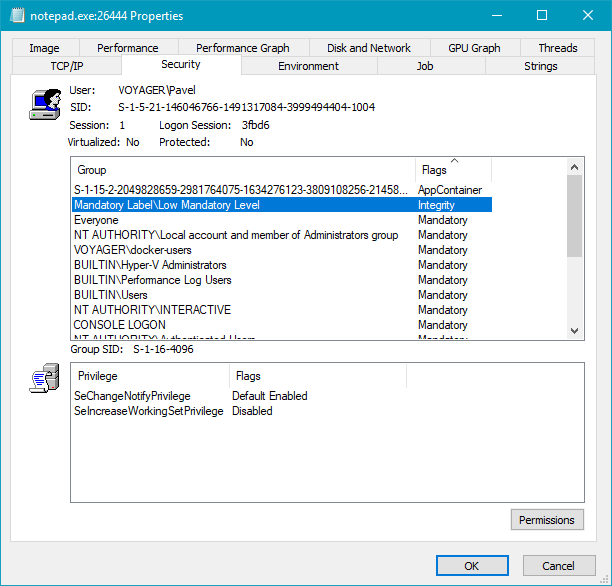 Windows Internals – Pavel's Blog